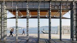 Estación Marítima en Baiona  / Santos y Mera Arquitectos S.L.P