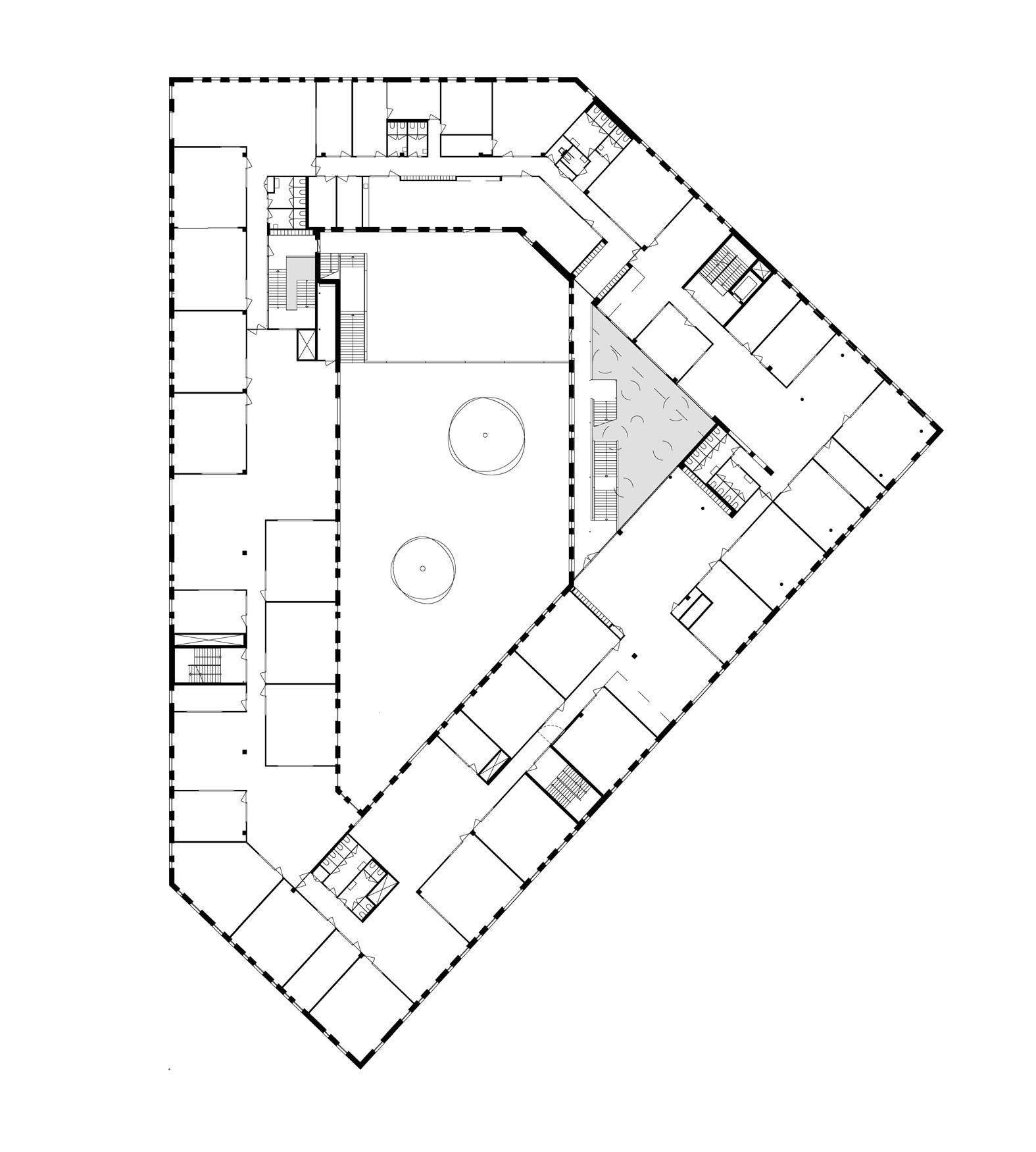 gallery of gerrit rietveld college atelier pro 12