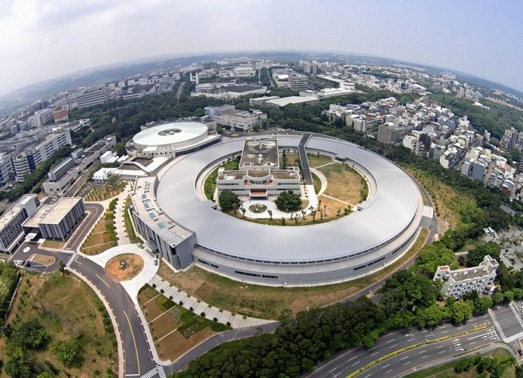 Centro de Fótons de Taiwan / J. J. Pan & Partners, © Wei-Shih Hsieh