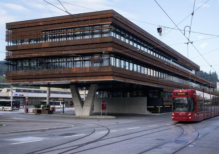 Edifício de Serviços Operacionais IVB Innsbruck / peterlorenzateliers , © Paolo Utimpergher
