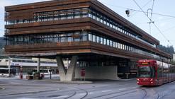 IVB Operational Service Building Innsbruck / peterlorenzateliers