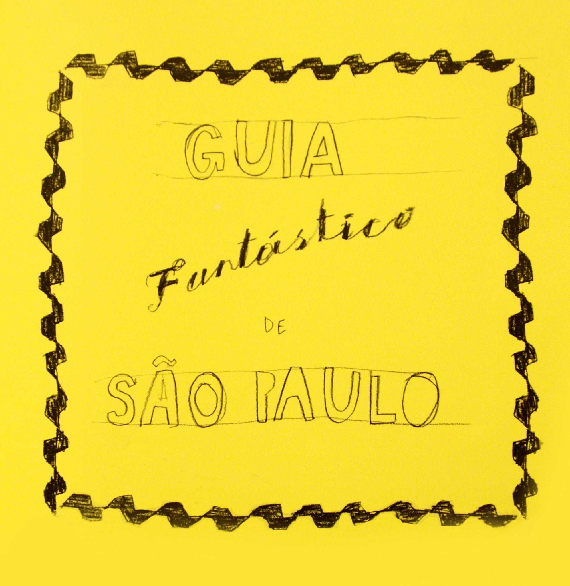 """O """"Guia Fantástico de São Paulo"""", © Guia Fantástico de São Paulo"""
