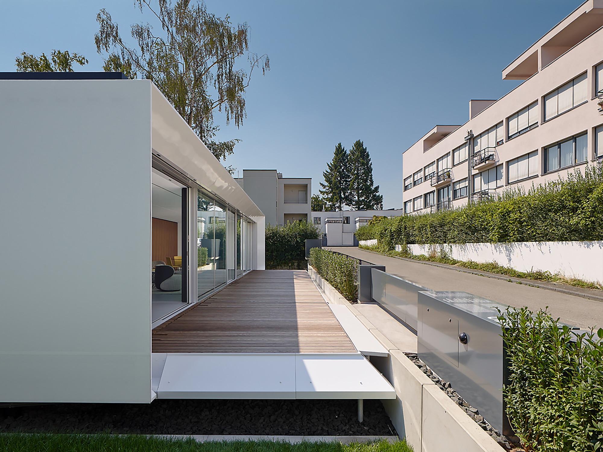 Casa B10 / Werner Sobek Group, © Zooey Braun