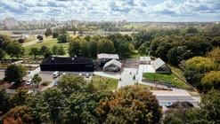 Centro Cultural Sluzewski / WWAA + 307 Kilo Design