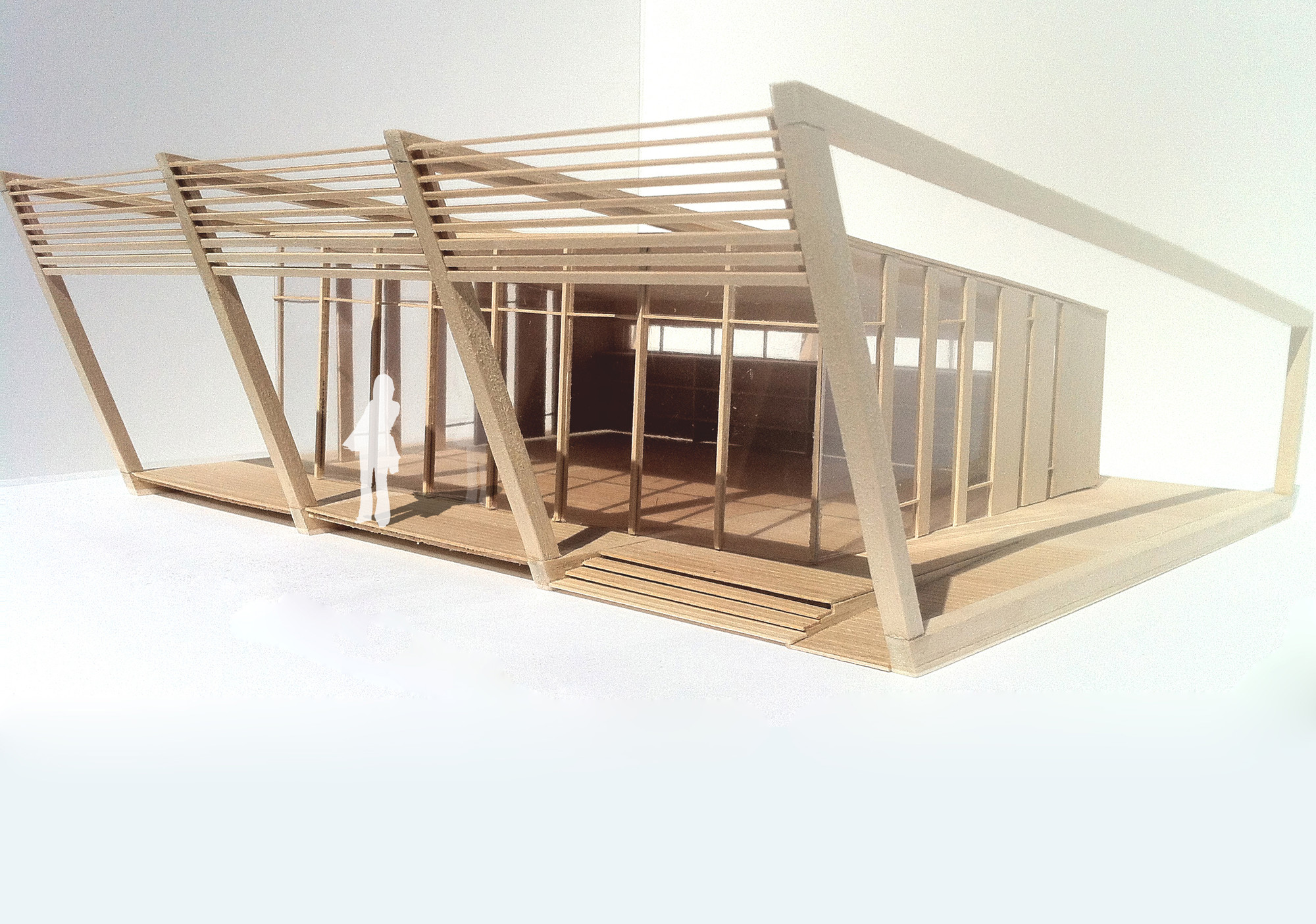 Modern Classroom Model ~ Gallery of quot a kit parts mobile classrooms by studio