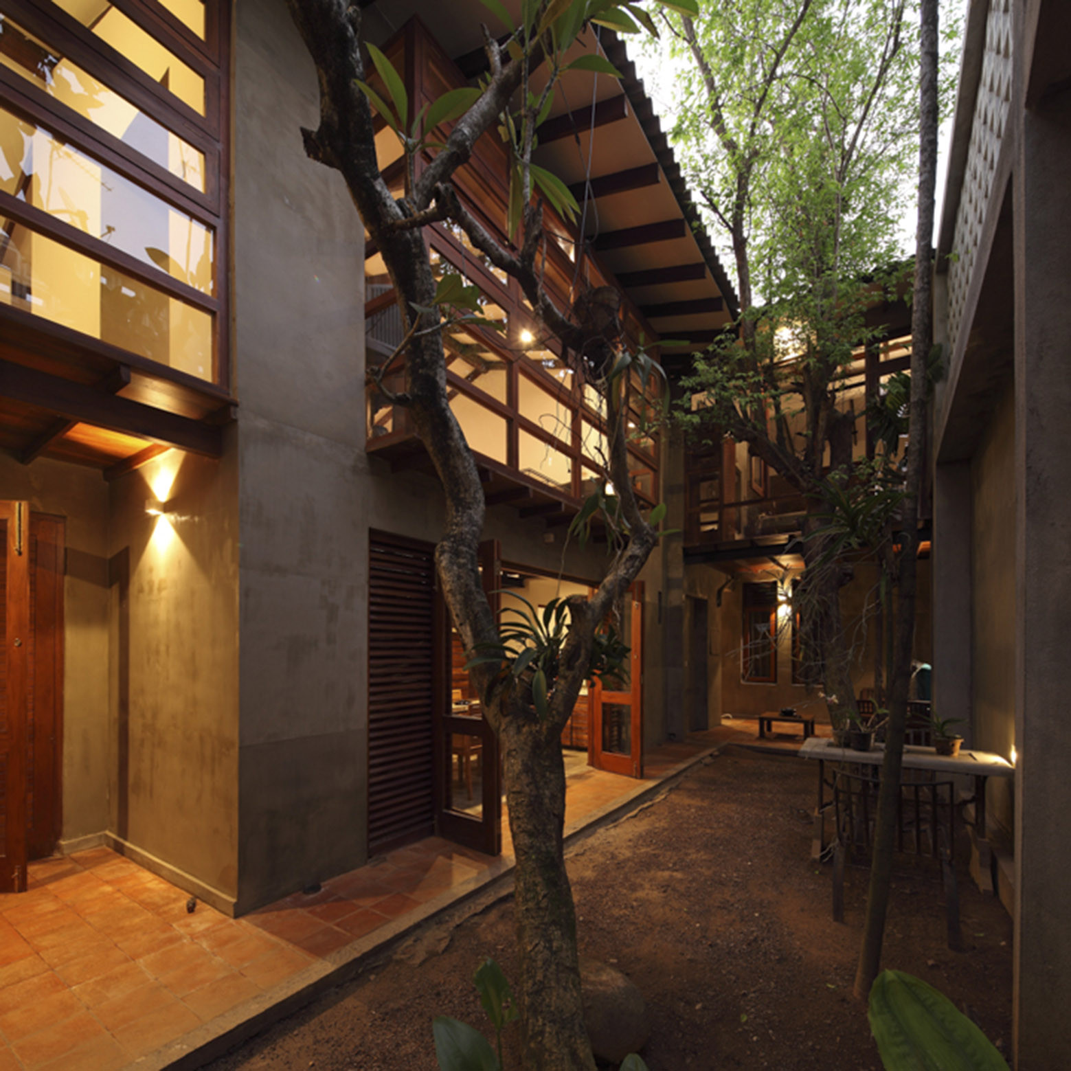 Nugegoda House / Chinthaka Wickramage associates, © Eresh Weerasuriya