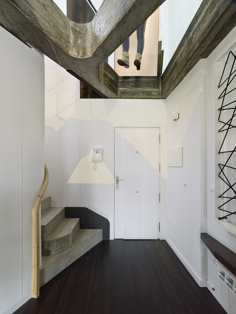 Two Level Apartment Renovation, Hctor Fernndez Santos-Dez