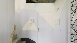 Two Level Apartment Renovation / Ameneiros Rey | HH Arquitectos