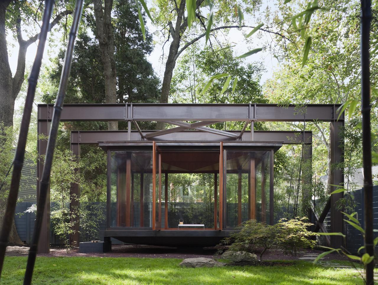 Casa del Té / David Jameson Architect
