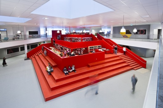 New City School, Frederikshavn / Arkitema Architects . Image Cortesía de Arkitema Architects