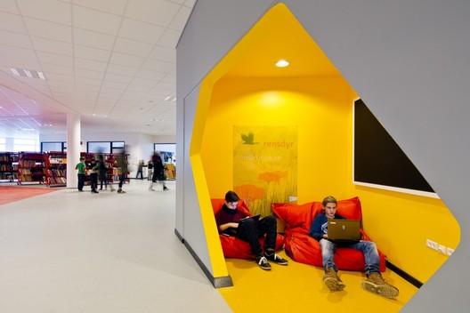 New City School, Frederikshavn / Arkitema Architects . Image Cortesía de Arkitema Architects