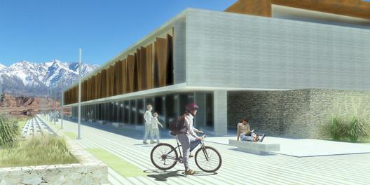 Edificio Piscina 2