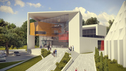 Auerbach Halevy Wins Competition to Design Jewish Sports Museum in Ramat Gan