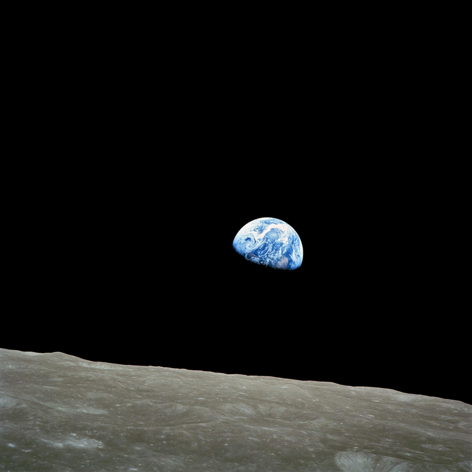 Os efeitos da humanidade no planeta vistos de cima