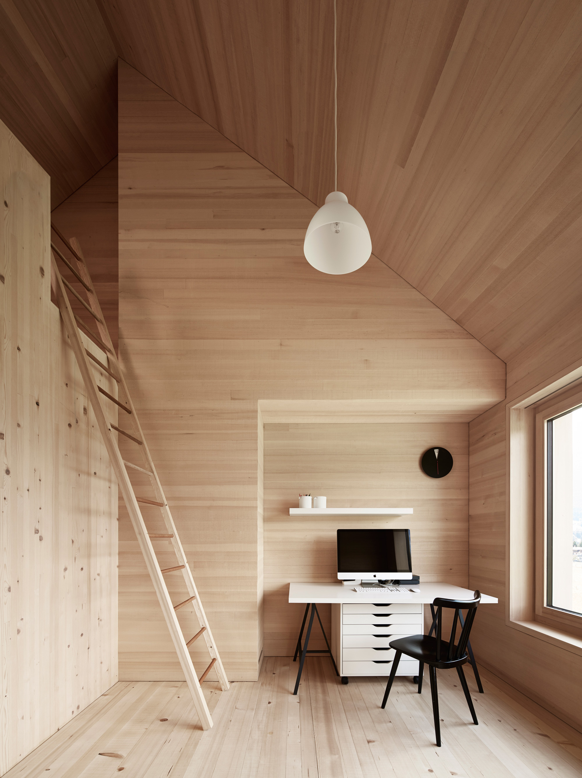 Gallery of Haus Für Julia Und Björn / Innauer-Matt Architekten - 11
