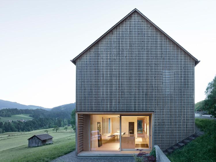 Casa Julia e Björn / Innauer-Matt Architekten, © Adolf Bereuter, Dornbirn