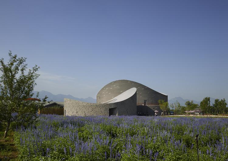 Yanqing Grape Expo / Archea Associati, © Cristiano Bianchi
