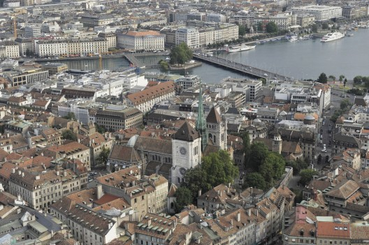 Las 10 ciudades del mundo que mejor equilibran la vida y el trabajo, © Ginebra, Suiza. © United Nations Photo, vía Flickr