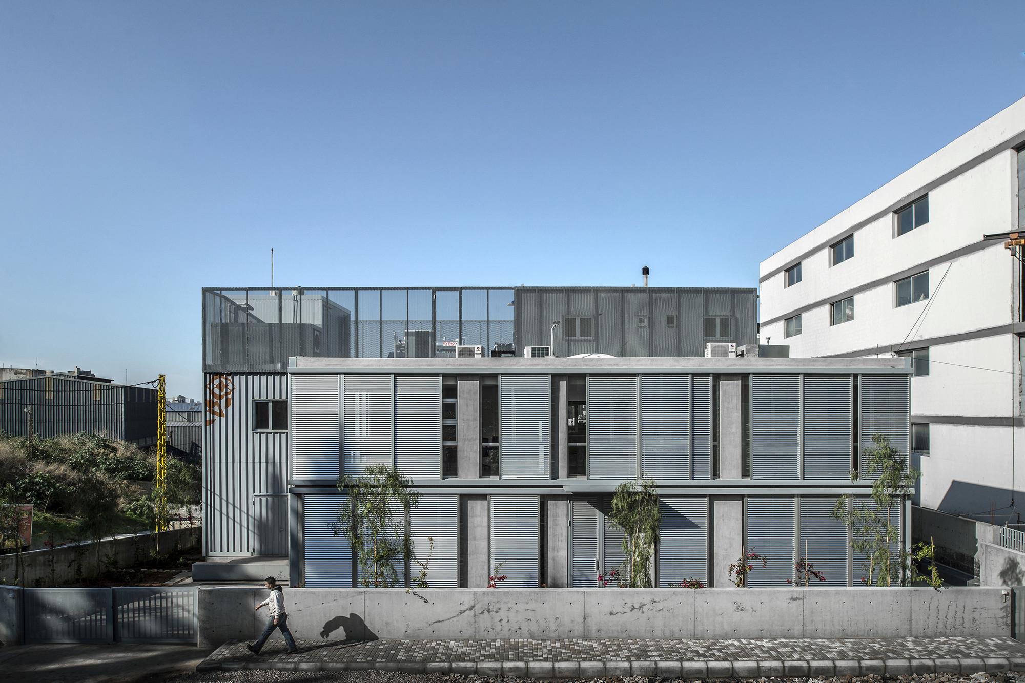 Senteurs d'Orient Headquarters / Atelier130, © Ieva Saudargaité