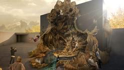 Segundo lugar no MoMA PS1 YAP 2015: Phenomena / Studio Benjamin Dillenburger