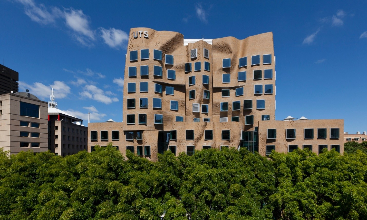As 4 reações mais divertidas sobre a UTS Business School de Frank Gehry, © Andrew Worssam via The Guardian