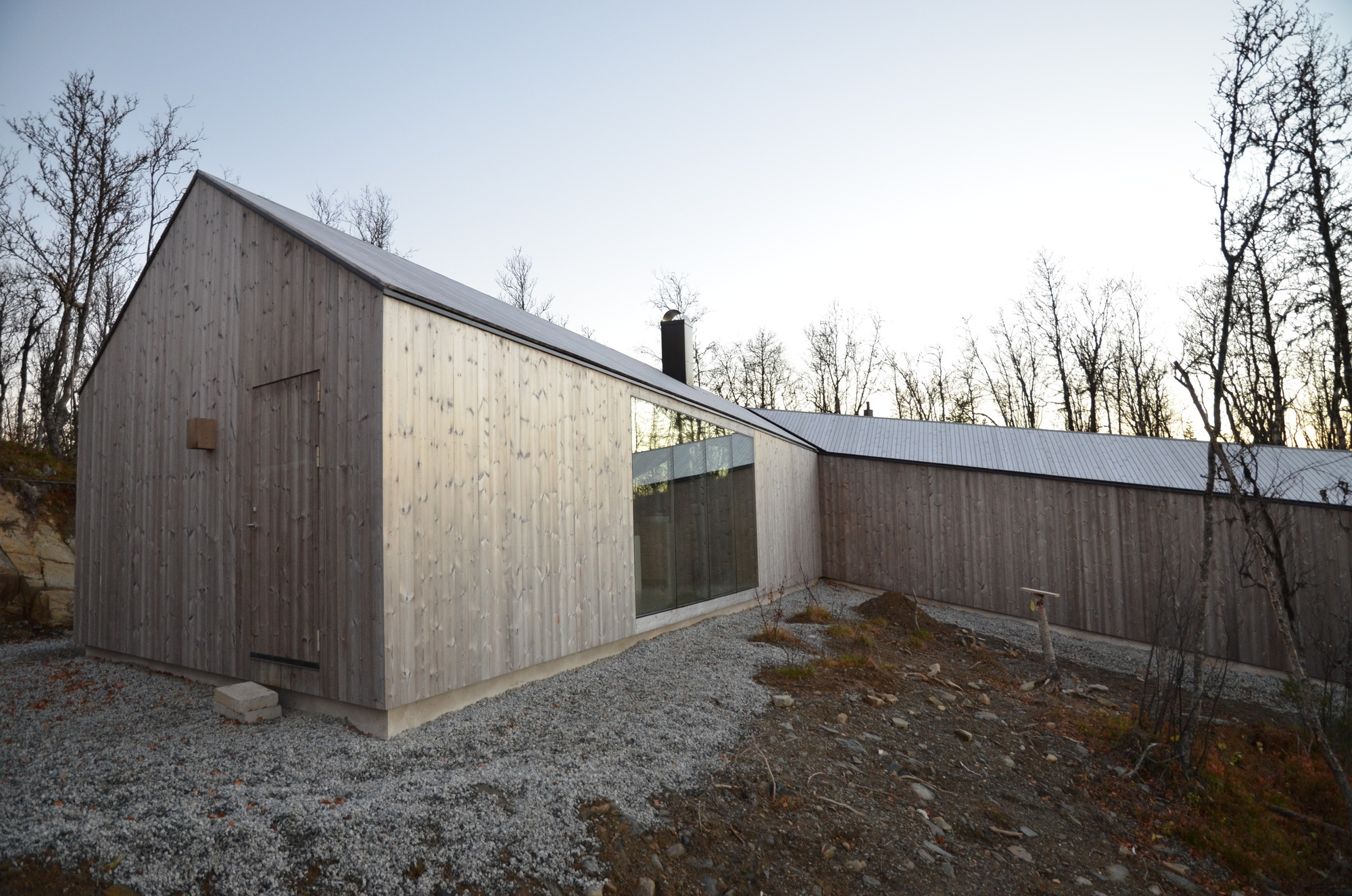 Gallery Of V Lodge Reiulf Ramstad Arkitekter 10