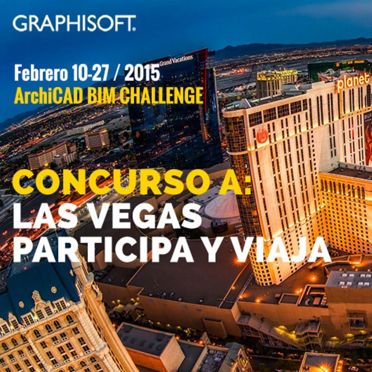 ¡Quedan sólo 2 días! Participa en el Concurso: ArchiCAD BIM Challenge