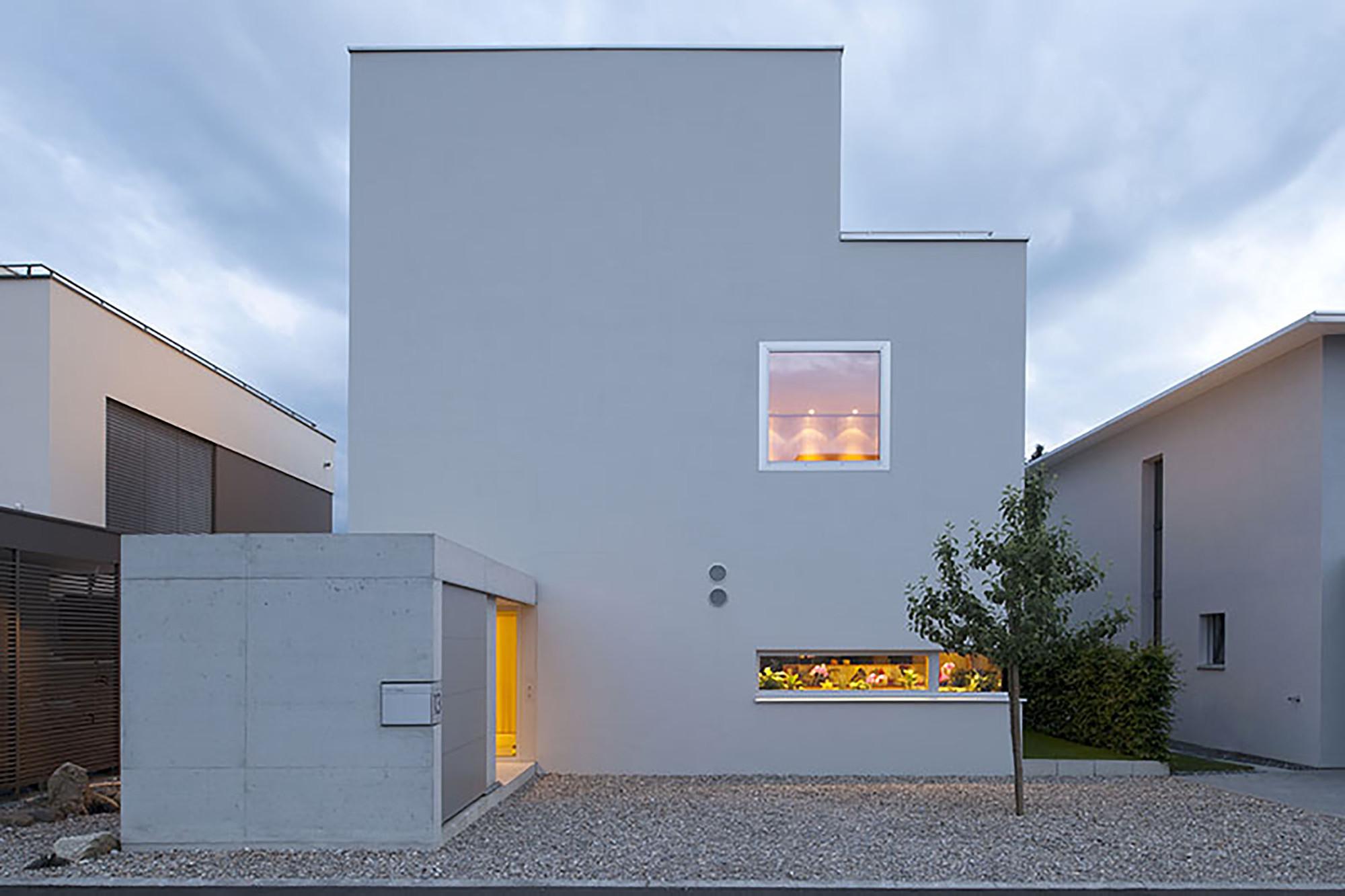 Haus K  / Sonja & Thilo Kurzemann, © Thomas Mayer