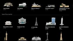 Arte y Arquitectura: 15 ideas LEGO para construir e inspirarte en los tiempos libres