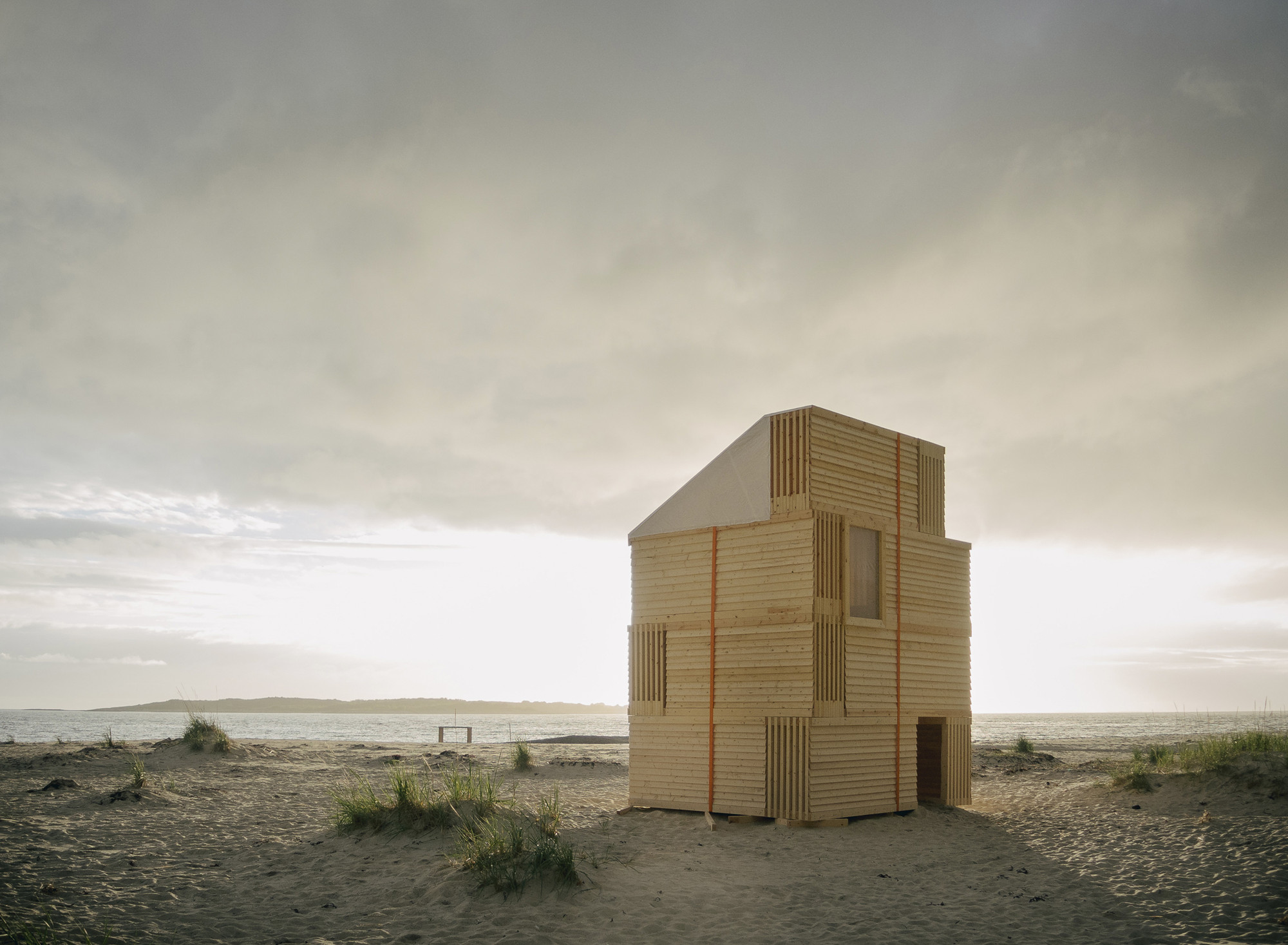 Nomadic Shelter / SALT Siida Workshop, © Piotr Paczkowski