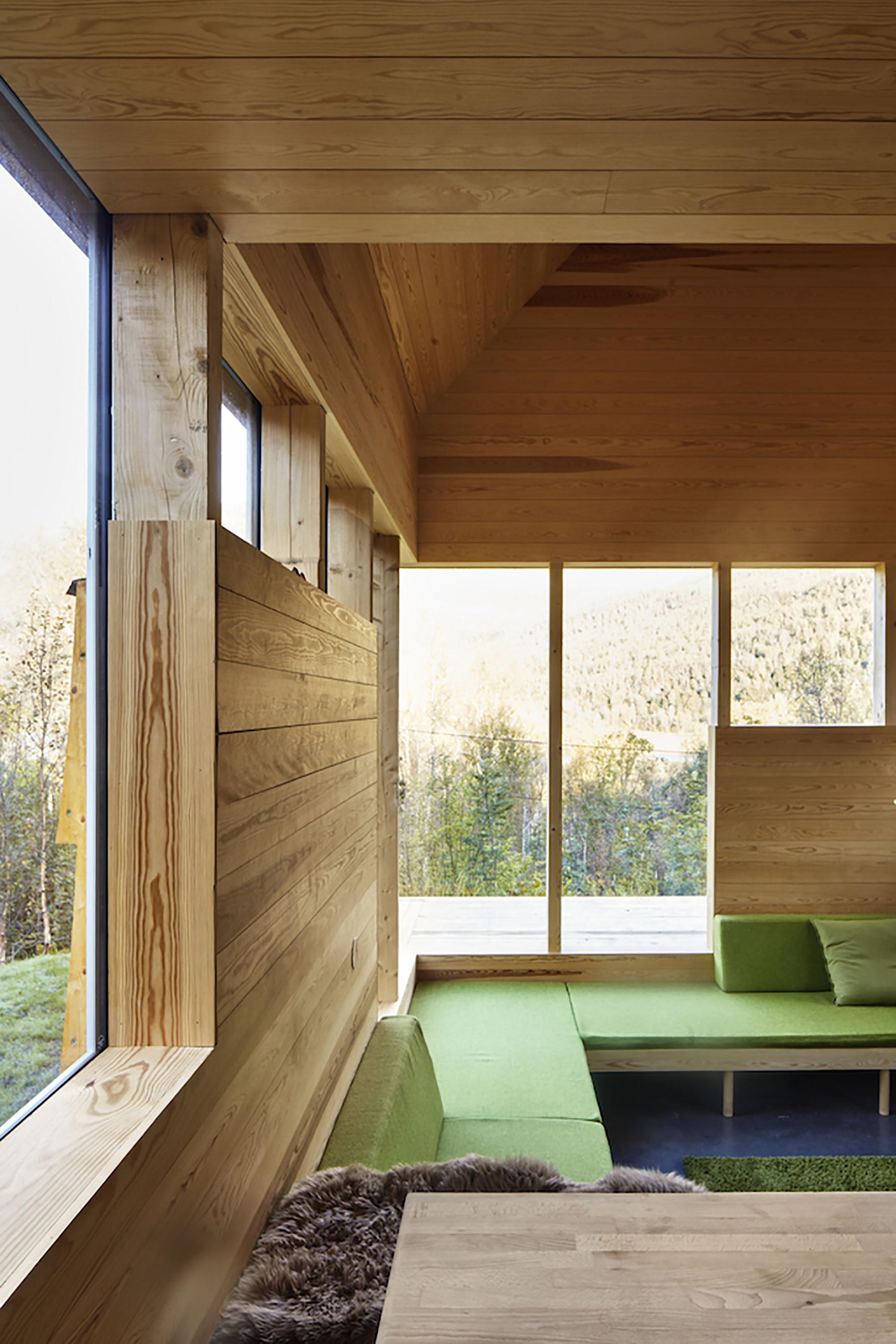 Gallery of Cabin Laksvatn / Hamran/Johansen Arkitekter - 19