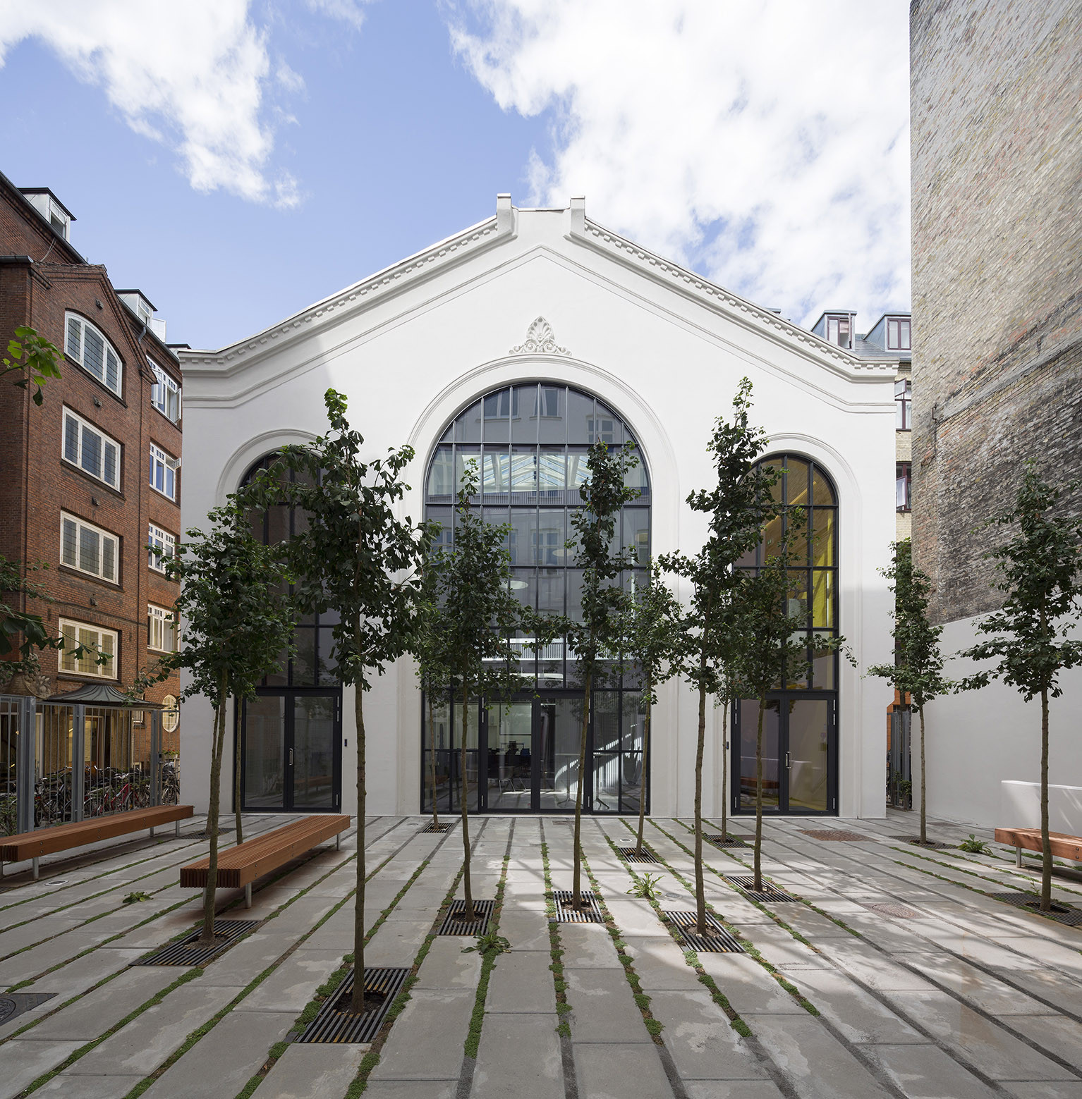 Valencia / Dorte Mandrup Arkitekter, © Torben Eskerod