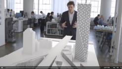 VIDEO: Bjarke Ingels Walks Us Through The Design of Vancouver House