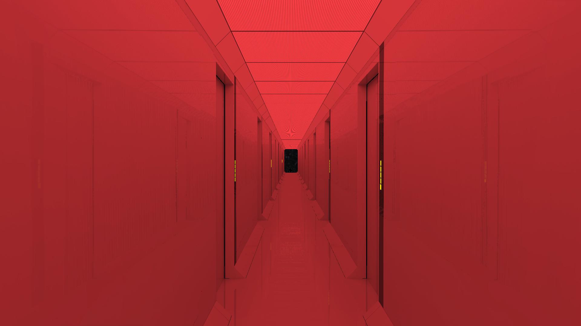Cine y Arquitectura: corredores de ciencia ficción en 3D, Cortesia de Serafín Álvarez