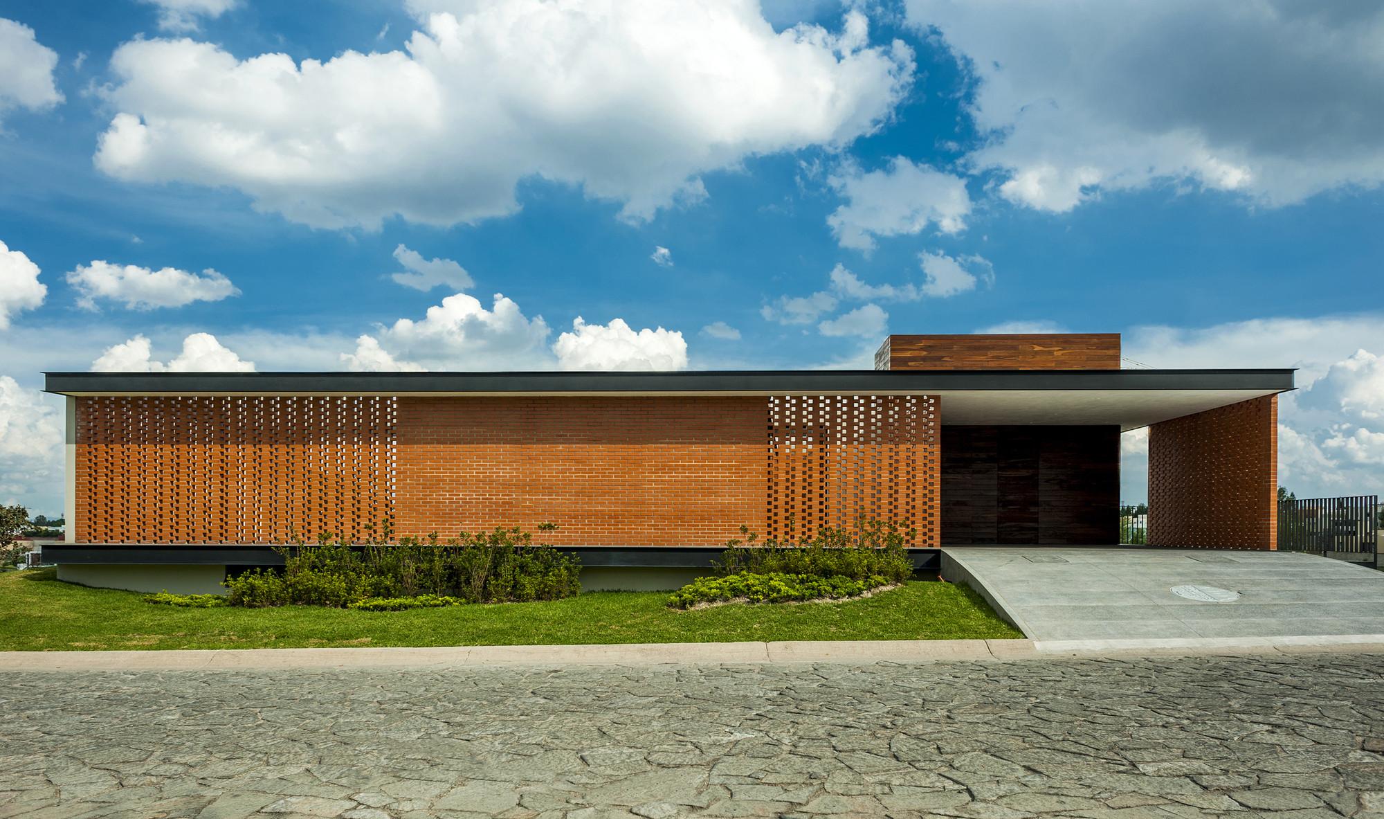 Ro House / Alexanderson Arquitectos, Courtesy of Alexanderson Arquitectos