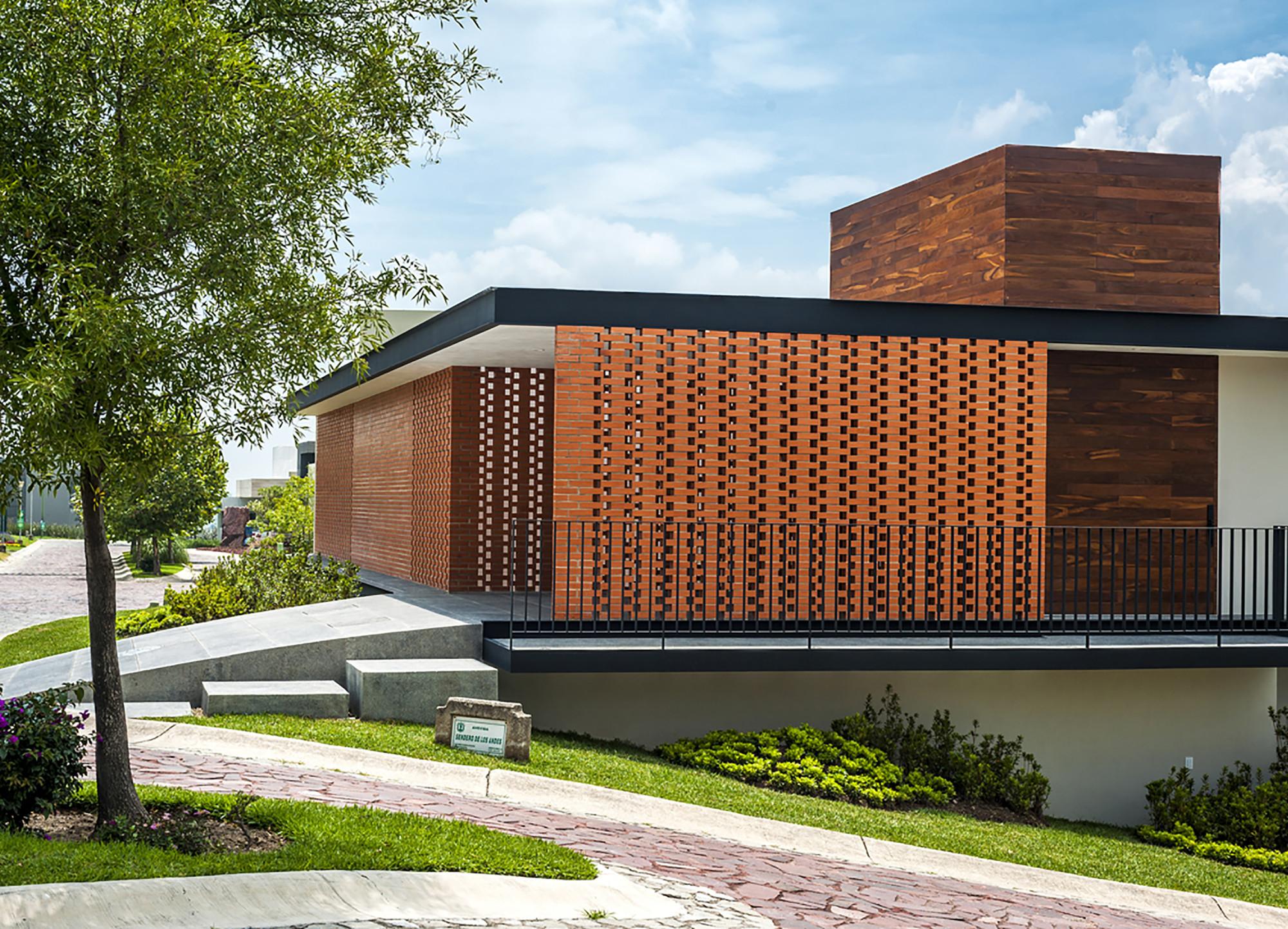 Galeria de casa ro alexanderson arquitectos 6 for Casa de arquitectos