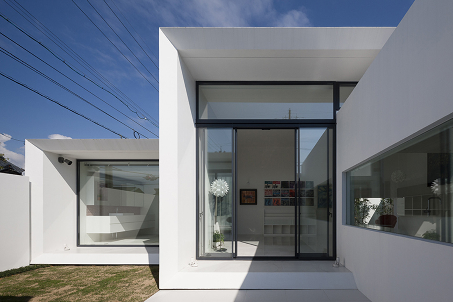 The House for Contemporary Art / F.A.D.S., © Hiroshi Ueda