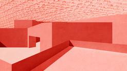Carmody Groarke To Design UK Pavilion For Mexico's 2015 Guadalajara Book Fair