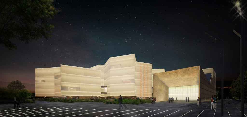 Francisco Mangado diseñará futuro parque cultural industrial en China, © Vía fmangado.es