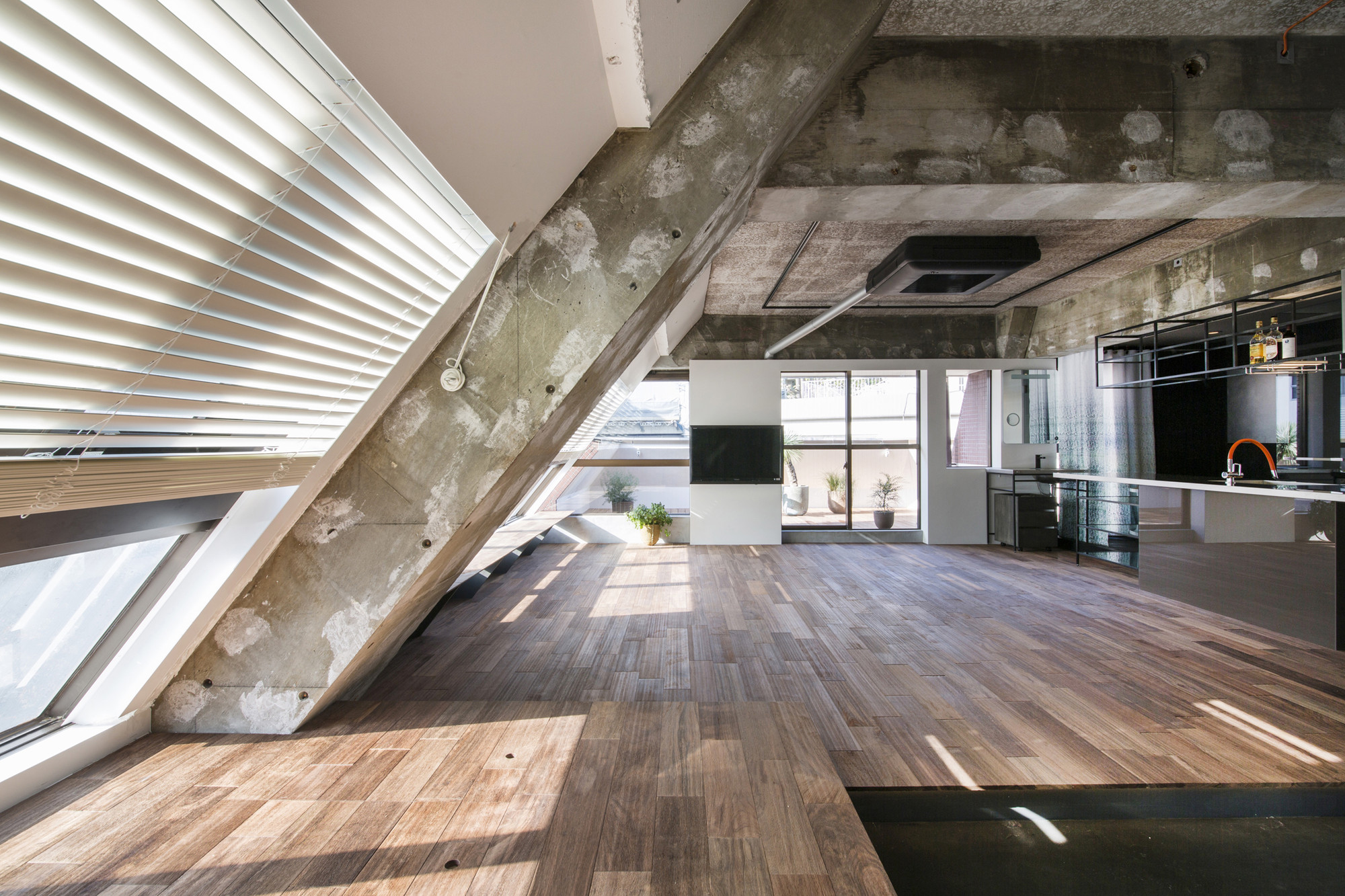 tokyo loft g architects