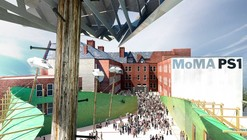 MoMA PS1 YAP 2015 Runner-up: Drones' Beach / Brillhart Architecture