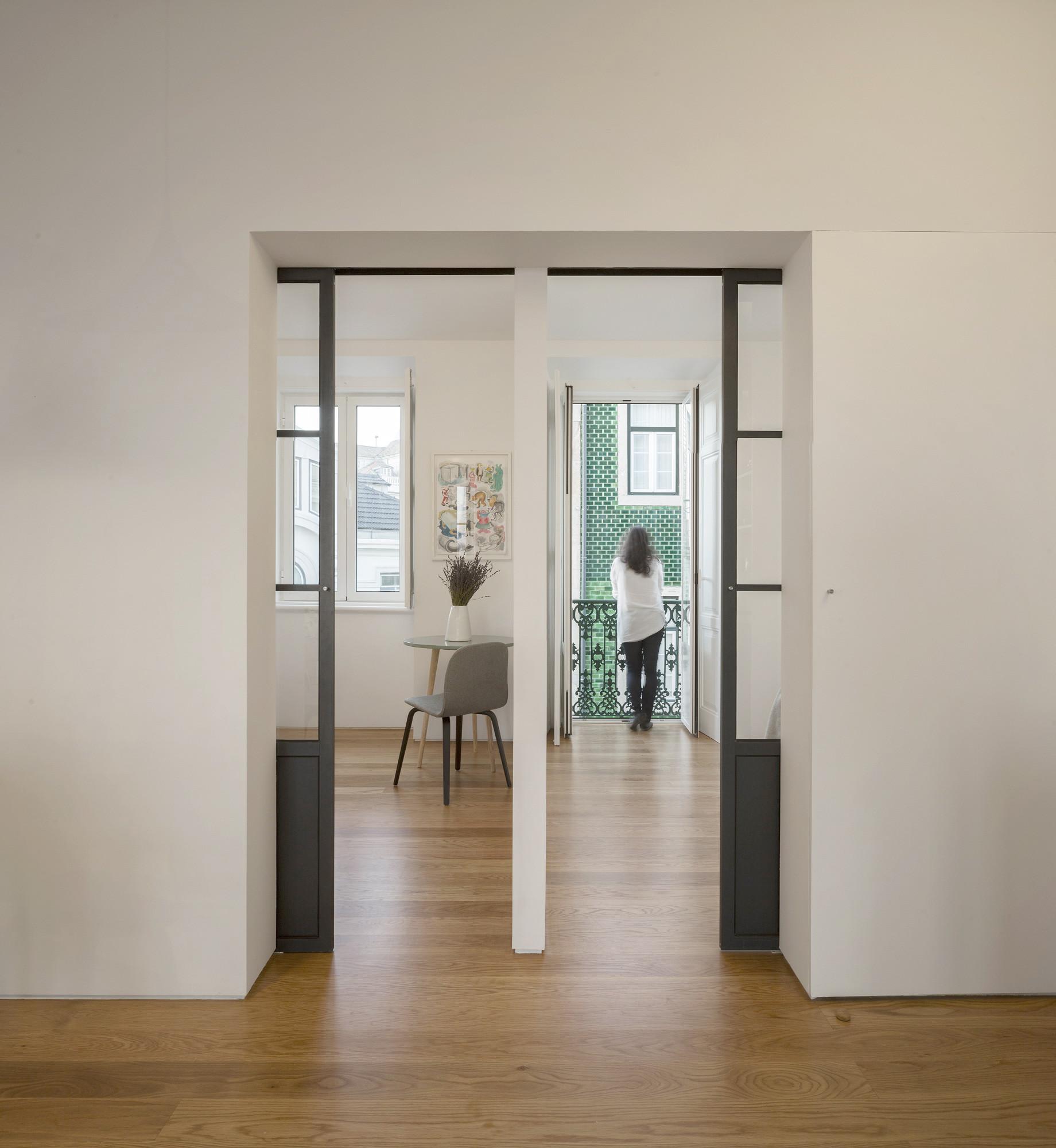 Apartamento em Príncipe Real / fala atelier, © Fernando Guerra | FG+SG