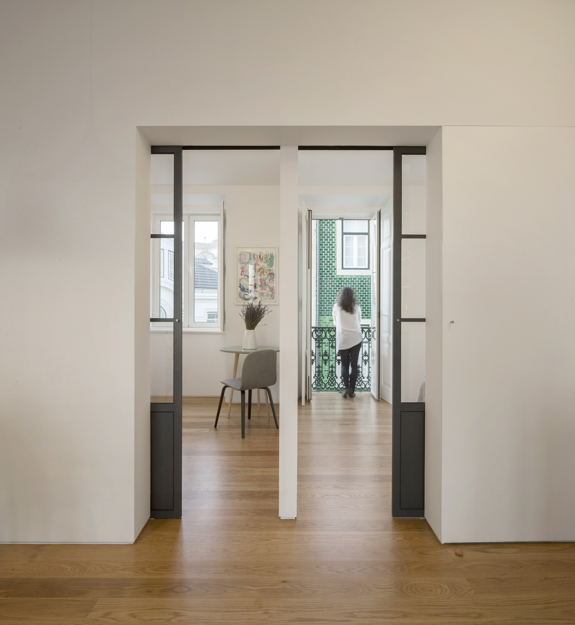 Príncipe Real Apartment / fala atelier, © Fernando Guerra | FG+SG