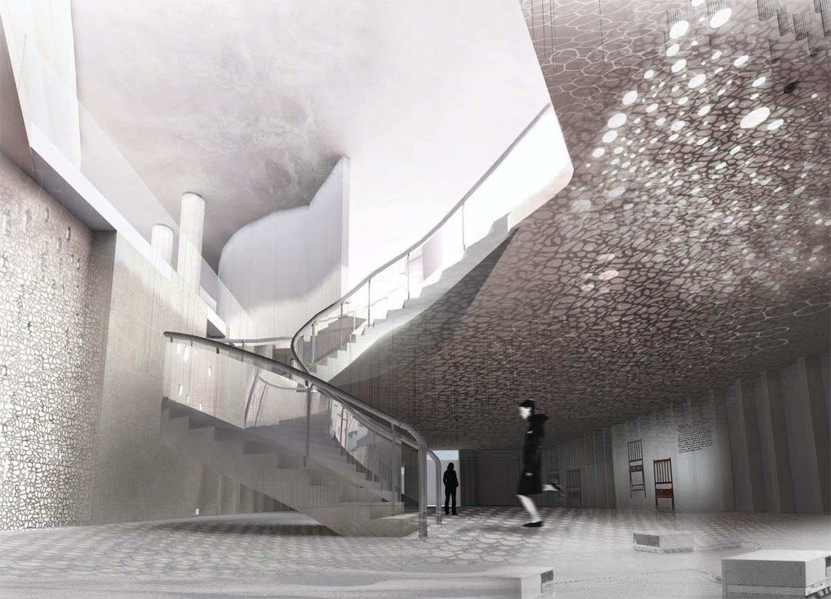 Propuesta para el Museo de Taipei / Federico Soriano & Asociados