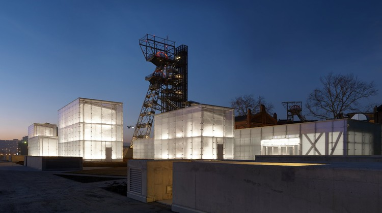 Silesian Museum Katowice / Riegler Riewe Architekten, © Wojciech Kryński