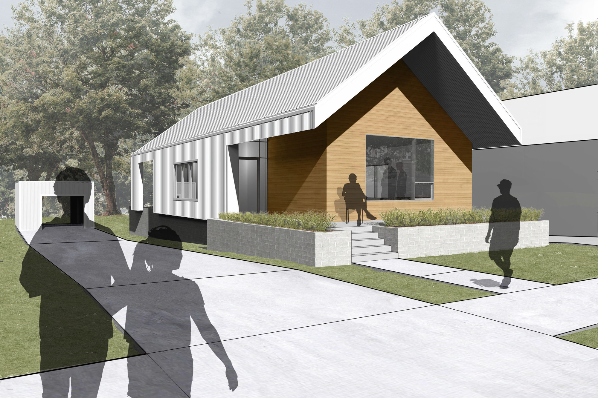 Gallery of Make It Right Releases Six Single-Family House Designs ...