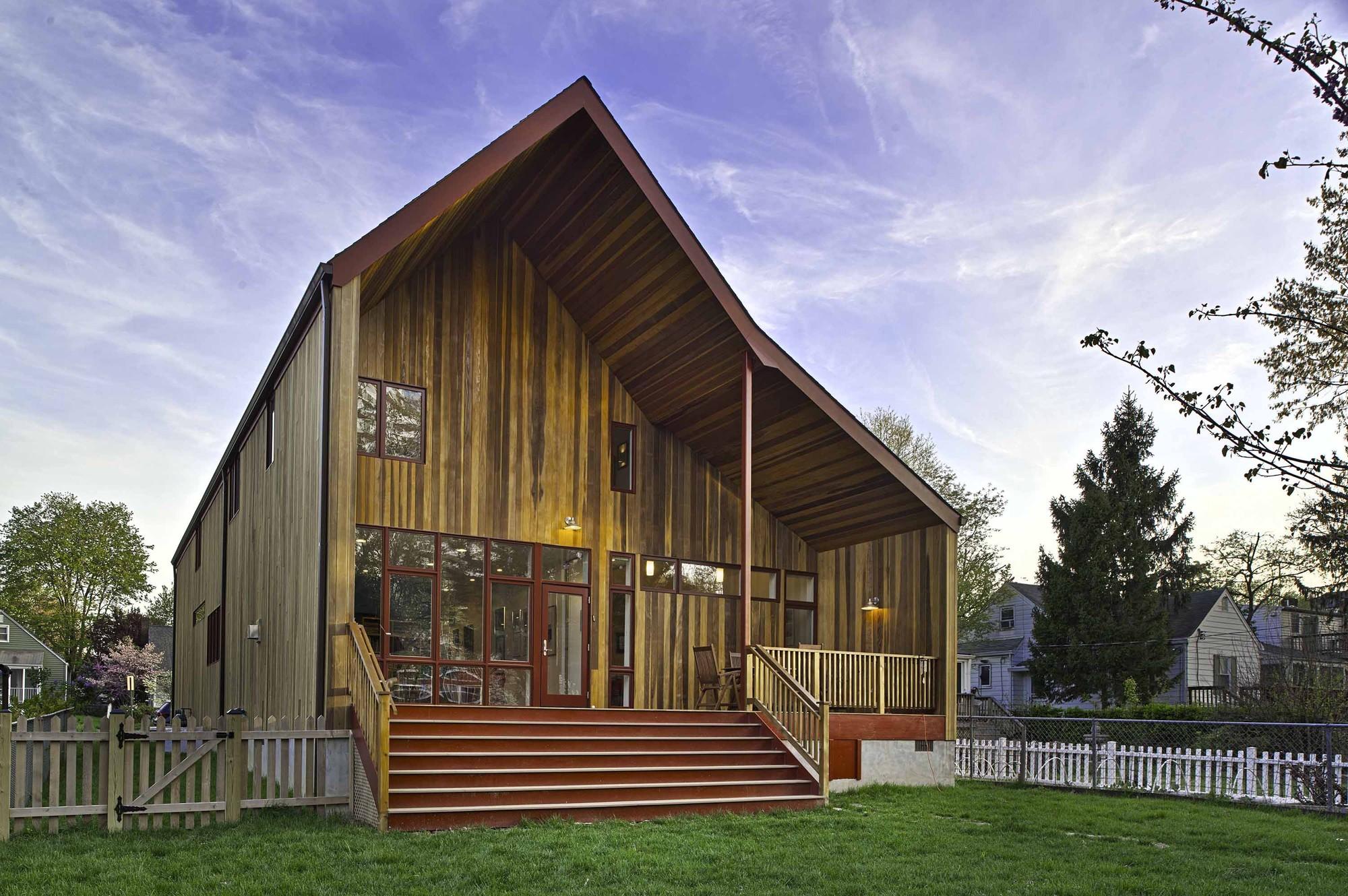 Empty Nester Residence / Studio Twenty Seven Architecture, © Hoachlander Davis Photography / Anice Hoachlander