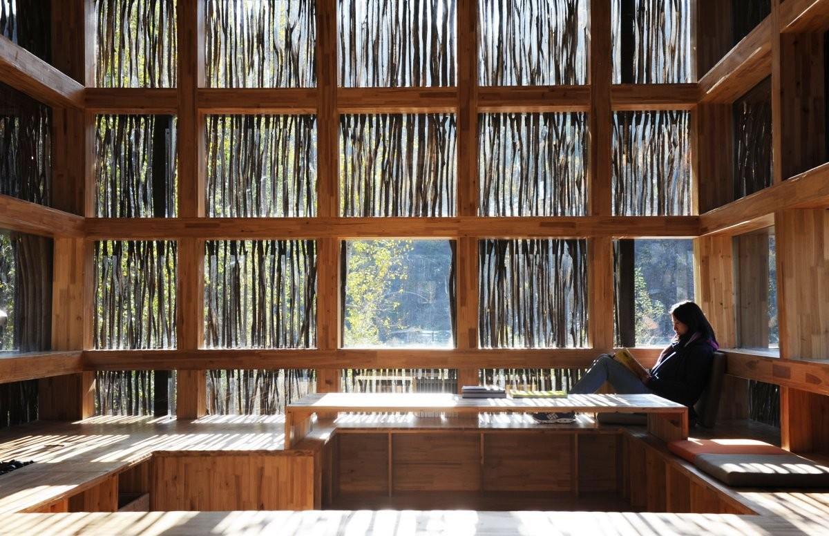 Biblioteca Liyuan / Li Xiaodong Atelier