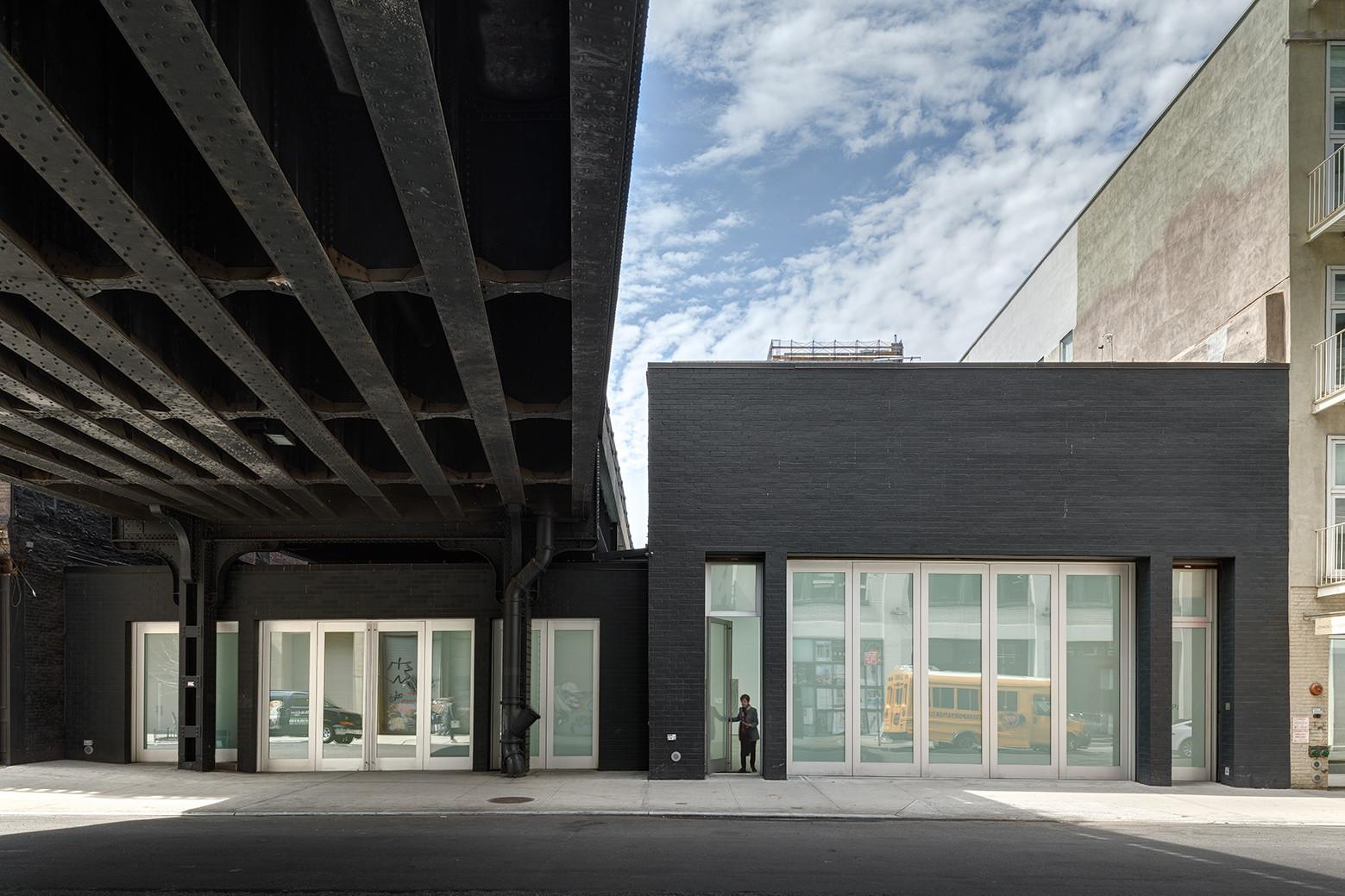 Pace Gallery / HS2 Architecture, © Rafael Gamo
