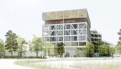 HHF Architects Transform Existing Parking Structure into Public Destination